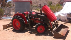 "Wanted Tractors ""Dead or Alive"" in 29 Palms, California"