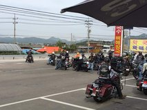 Road King Tour in Camp Casey, South Korea