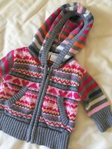 0/3 months hooded sweater in Okinawa, Japan