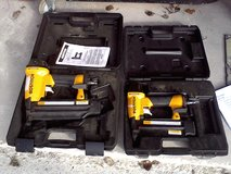 2 Bostitch Industrial Oil-Free Nail Guns (1984-12/13) in Camp Lejeune, North Carolina