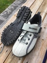 Reduced... Brand new Shimano MTB shoes size 40 euro in Ramstein, Germany