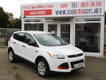 '14 Ford Escape S Automatic in Spangdahlem, Germany
