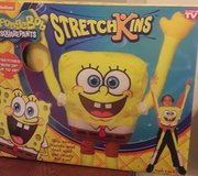BRAND NEW Stretchkins  Spongebob in Lawton, Oklahoma