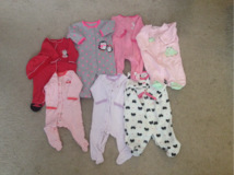 3 month pajamas in Glendale Heights, Illinois
