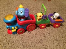 Disney Train by Fisher Price removable animals in Kingwood, Texas