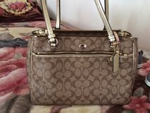 Coach purse just lowered in Fairfield, California