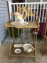Metal Wash Stand, farmhouse, bar, potting bench, wedding drink station in Fort Leonard Wood, Missouri