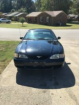 1998 mustang in Fort Campbell, Kentucky