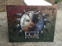 Native American Painting in Clarksville, Tennessee