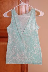 Mint Green and White Tank Top in Fort Leonard Wood, Missouri