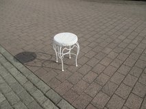 stool with metal base in Ramstein, Germany