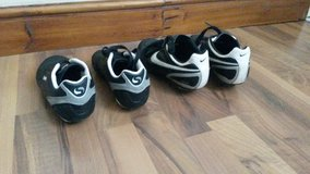 2 pairs of football shoes size 2 uk in Lakenheath, UK