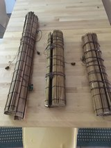 Oriental bamboo roll up blinds in Alamogordo, New Mexico