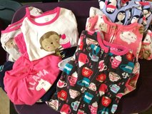 Baby girl 12 month PJs in Yucca Valley, California
