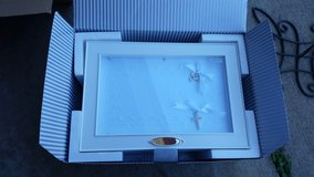 White - Memory Shadow Box in Oswego, Illinois