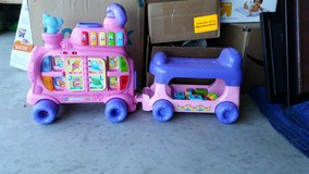 VTECH children's train - toy in Oswego, Illinois