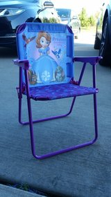 Sofia chair in Oswego, Illinois
