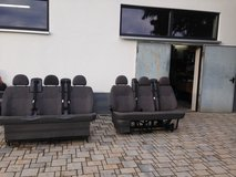 Ford Transit benches two in Neustadt an der Weinstrasse in Ramstein, Germany