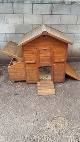 1 Chicken Coop Left in Alamogordo, New Mexico