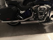 Screaming Eagle Softail Exhaust in Fort Bliss, Texas