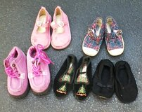 Christmas Flats, Toddler Girl 6 - 6.5 Shoes in Glendale Heights, Illinois