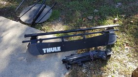 Thule car rack system in Fort Leonard Wood, Missouri