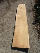 "9'+ Pine Wood Plank Rough Cut 16"" wide x 1 1/8"" Thick in Bolingbrook, Illinois"