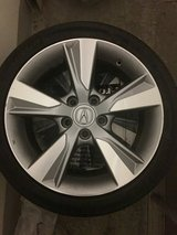"Acura Rims 17"" in Fort Lewis, Washington"