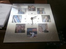 Clock with Pictures in Yucca Valley, California