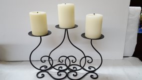 "Kirkland's Metal Candle Holder 12""x13"" in Kingwood, Texas"