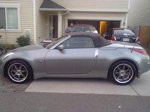 2005 350Z Convertible in Fort Lewis, Washington