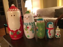Holiday Nesting Figures in Batavia, Illinois