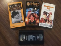 VHS Movies in Houston, Texas