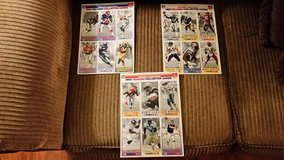 McDonalds Limited Edition NFL Gameday Football Cards in Fort Rucker, Alabama