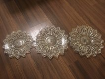 3 Clear Crystal Plates in Houston, Texas