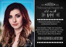 Professional Headshot Special! in Houston, Texas