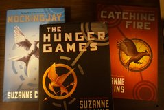 The Hunger Games Trilogy in Okinawa, Japan