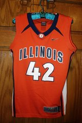 Illini Basketball Jersey in DeKalb, Illinois
