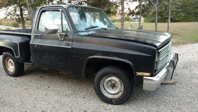 1984 Chevy Cab and Front Clip in Springfield, Missouri