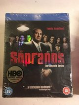 Soprano's Complete Series Blu-Ray NEW in Fort Lee, Virginia