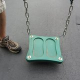 Stand up Swing for playset in Bolingbrook, Illinois
