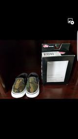 Size 4 infant Vans in Baytown, Texas