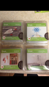 New unopened Cricut cartridges in Colorado Springs, Colorado