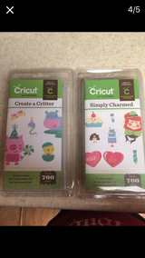 New Cricut cartridges in Fort Carson, Colorado