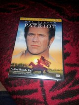 The Patriot on DVD...  New,Unopened in Vista, California