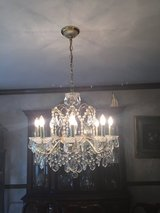 Crystal Chandelier in Naperville, Illinois