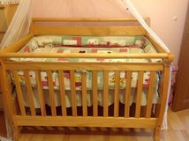 Crib/Tottler-Bed incl. bedding+++ in Wiesbaden, GE