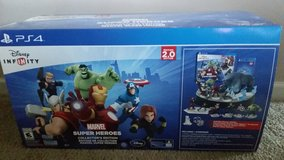 Disney Infinity marvel super heroes collectors edition for ps4 in Watertown, New York