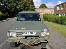 Landrover Discovery 2.5 diesel  manual in Lakenheath, UK