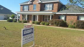 House for Sale, also Rent to own option in Warner Robins, Georgia